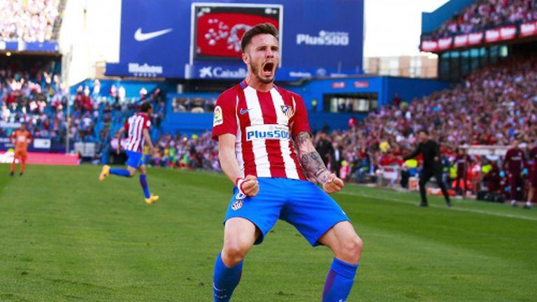 Атлетико с победа в свой стил (видео)
