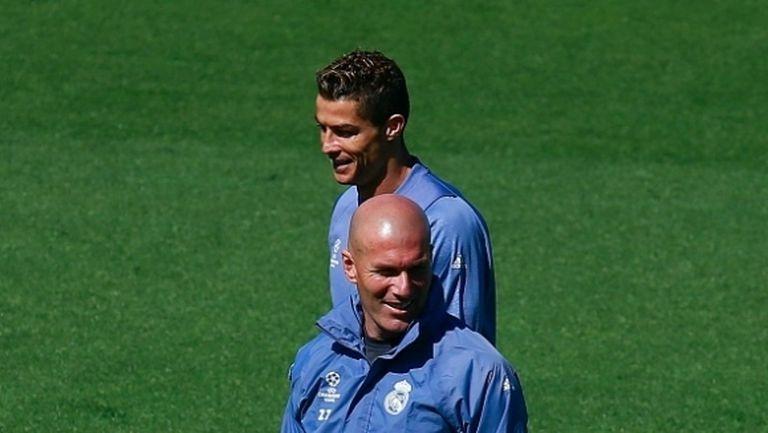 Зидан: Убедих се, че в Реал няма футболист в лоша форма