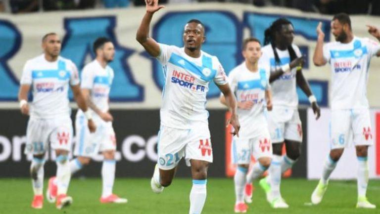 Марсилия унищожи шампионските надежди на Ница (видео)
