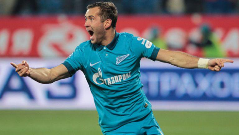 Зенит - Локомотив (Mосква) 0:0