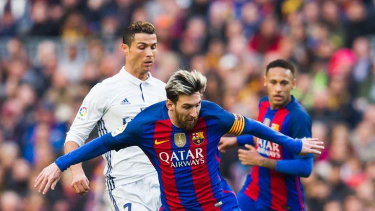 """France Football отсега извади Меси от битката за """"Златната топка"""""""
