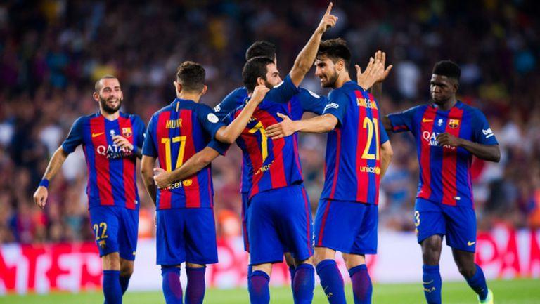 Барселона се надява на поне 60 млн. евро