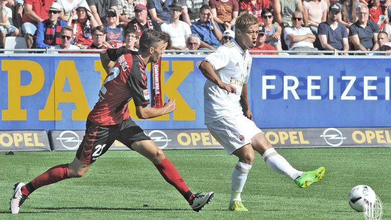 Фрайбург - Милан 0:2