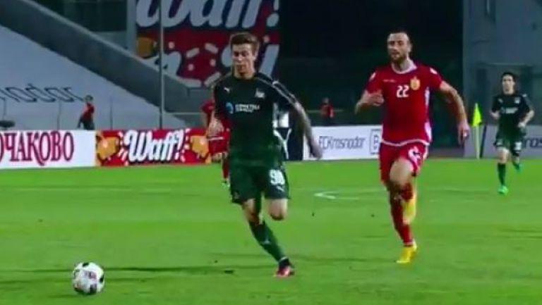 Краснодар - Партизани (Тирана) 4:0