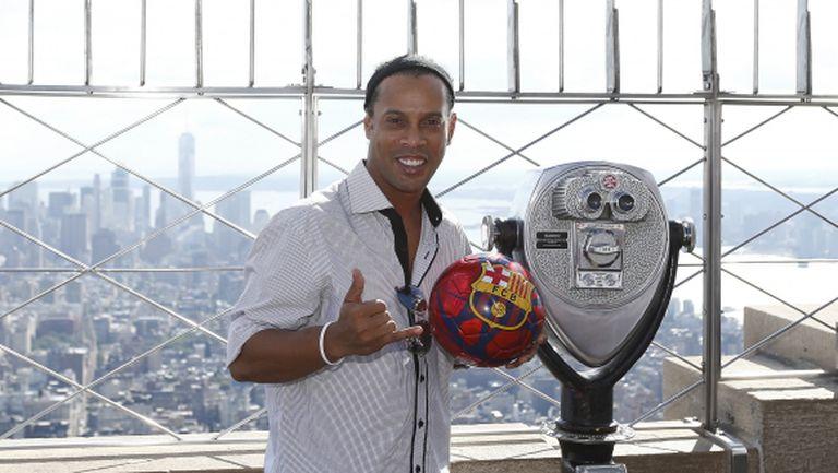 Роналдиньо: Предлагат ми да се върна във футбола, но вече съм стар