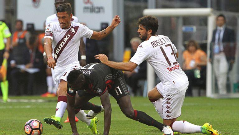 Милан - Торино 3:2