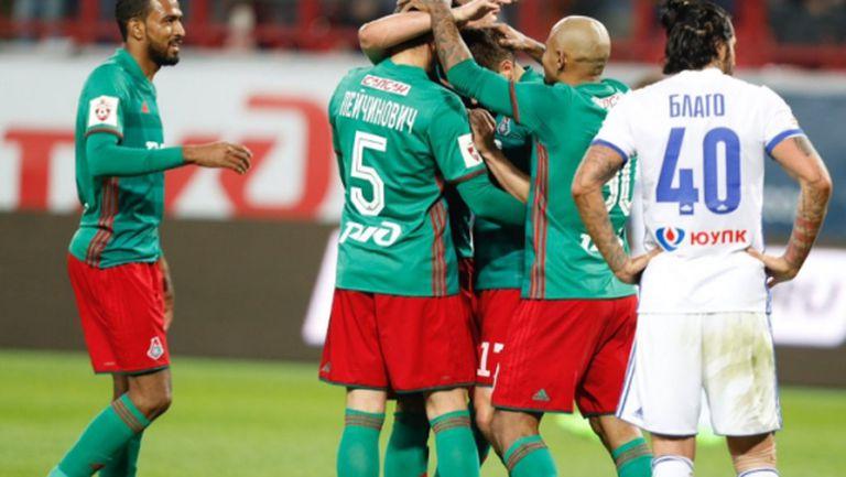 Разгром, празник и рекорд за легенда на Локо (Москва) срещу тима на Благо