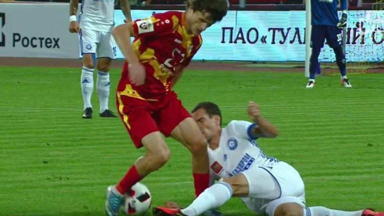 Арсенал (Тула) - Оренбург 0:0