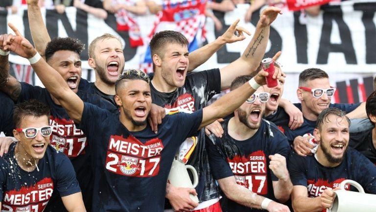 Нова титла за Ред Бул в Австрия