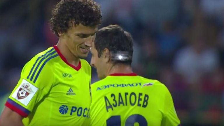 Том - ЦСКА (Москва) 0:1