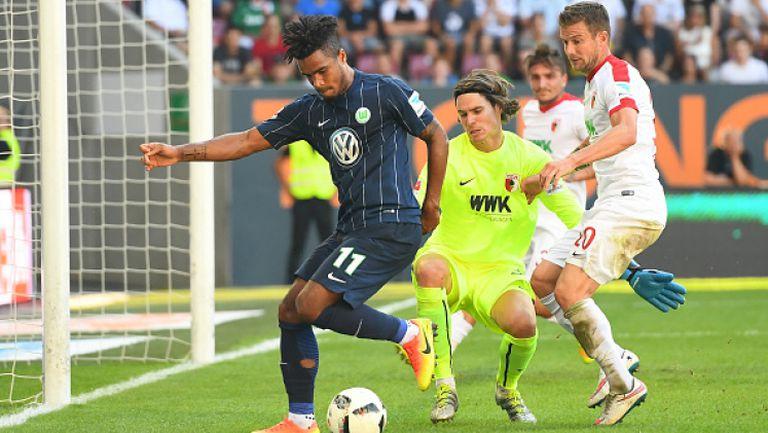 Аугсбург - Волфсбург 0:2