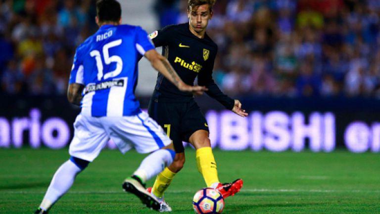 КД Леганес - Атлетико (Мадрид) 0:0