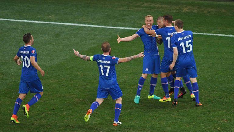 Украйна - Исландия 1:1