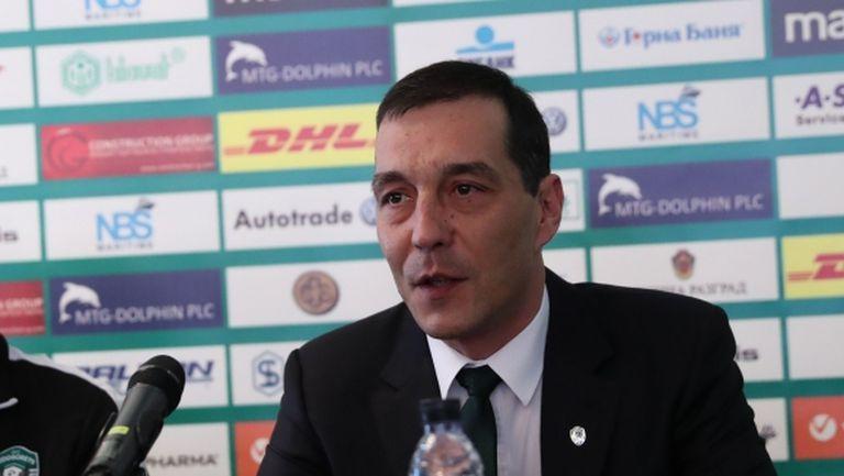 """Петричев доволен от победата на """"Герена"""", призна, че има реални оферти за звездите"""