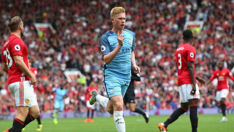 Манчестър Юнайтед - Манчестър Сити 1:2