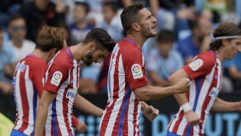 Селта - Атлетико (Мадрид) 0:4