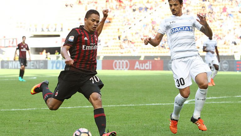Милан - Удинезе 0:1