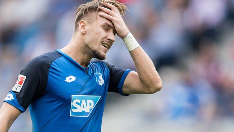 Хофенхайм - Волфсбург 0:0