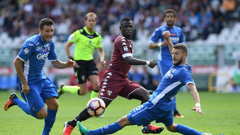 Торино - Емполи 0:0