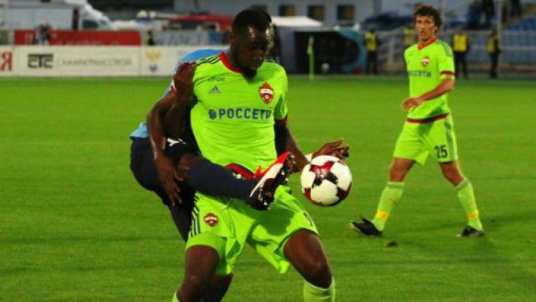Криля Советов - ЦСКА (Москва) 1:2