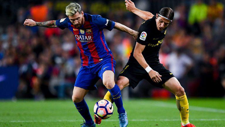 Барселона - Атлетико (Мадрид) 1:1