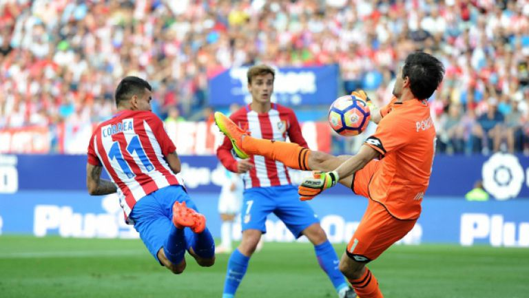 Атлетико (Мадрид) - Депортиво Ла Коруня 1:0