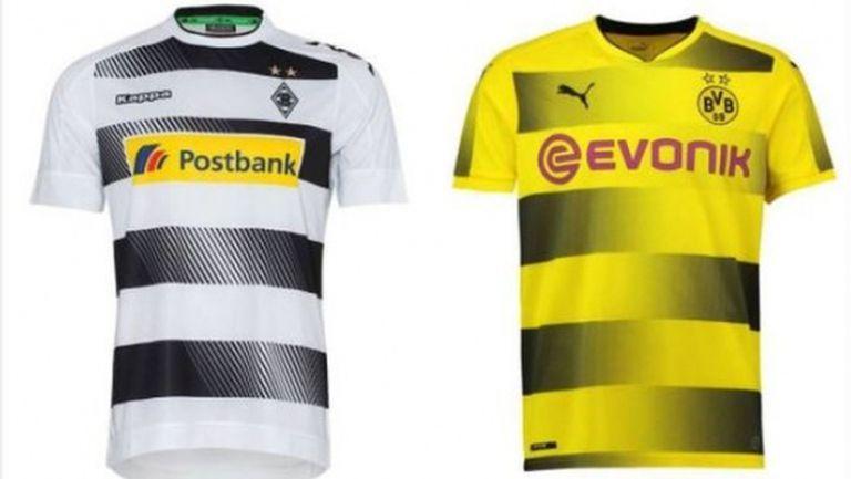 Гладбах към Дортмунд: Първо ни взехте името, а сега и екипа
