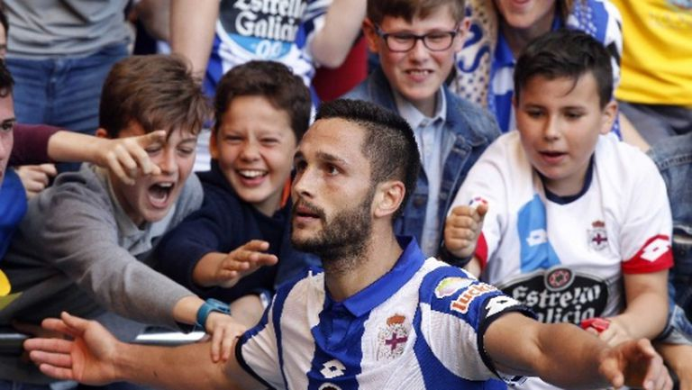 Депортиво изпрати сезона с голяма победа