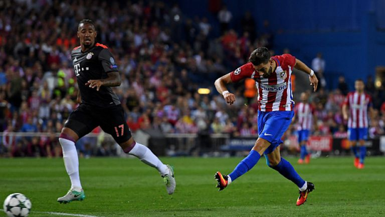 Атлетико (Мадрид) - Байерн (Мюнхен) 1:0