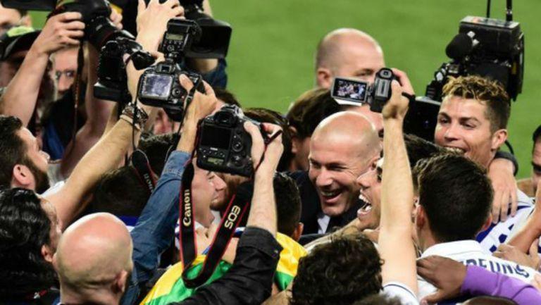 Зидан: За мен Ла Лига е най-прекрасната, невероятно е да я спечелиш