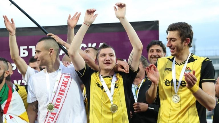 """Днес Пловдив ще бъде """"жълто-черен""""!"""