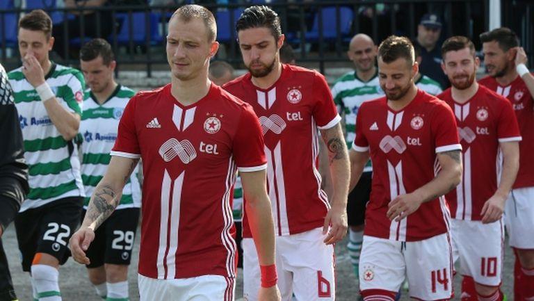 ЦСКА-София се хвали с повиканите национали