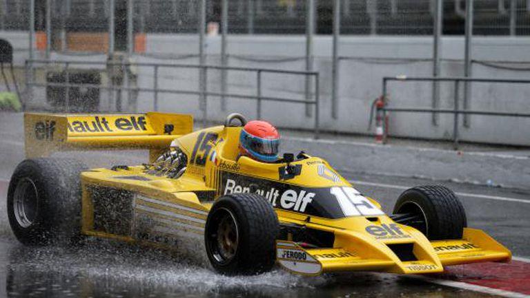 Renault празнува 40-годишен юбилей във Формула 1