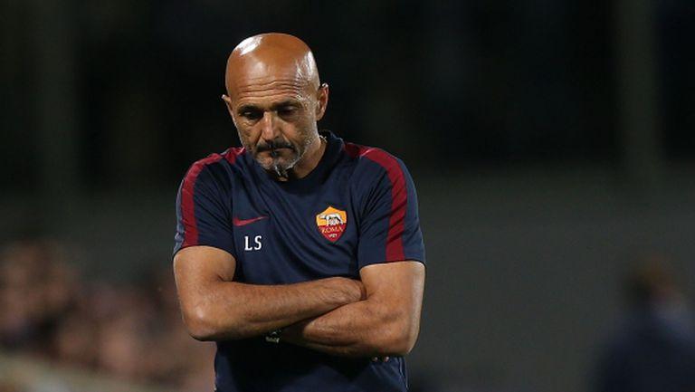 Рома потвърди за Лучано Спалети
