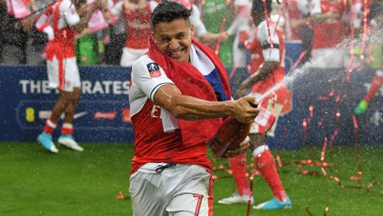 Среща между Сити и Арсенал за Алексис притеснява Байерн