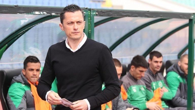 Христо Янев гледа към Септември