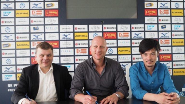 Бивш ас на Байерн стана треньор на аматьорски клуб