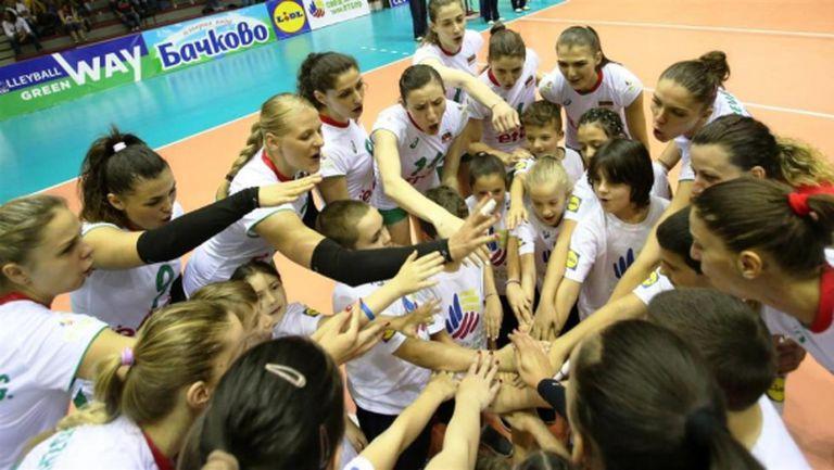 България загря за сблъсъка с Турция с бърза победа над Черна гора (видео + снимки)