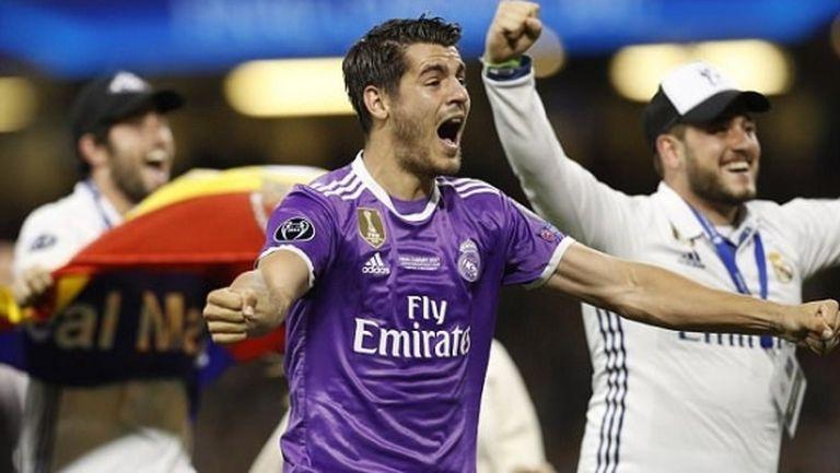 Мората: Милан? Не, искам да остана в Реал