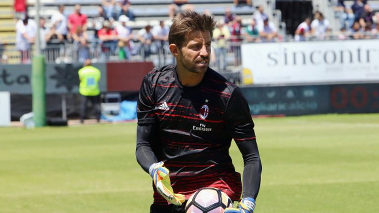 Милан поднови контракта на 40-годишен