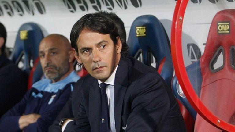 Официално: Индзаги преподписа с Лацио