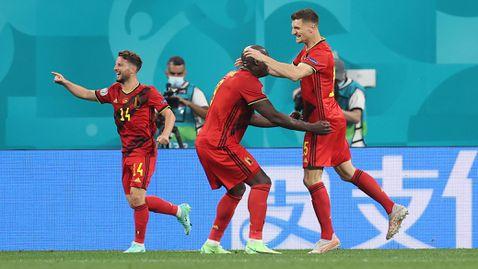 """Отборът на Белгия е имал тотален контрол в мача срещу Русия, убедени са футболистите на """"червените дяволи"""""""