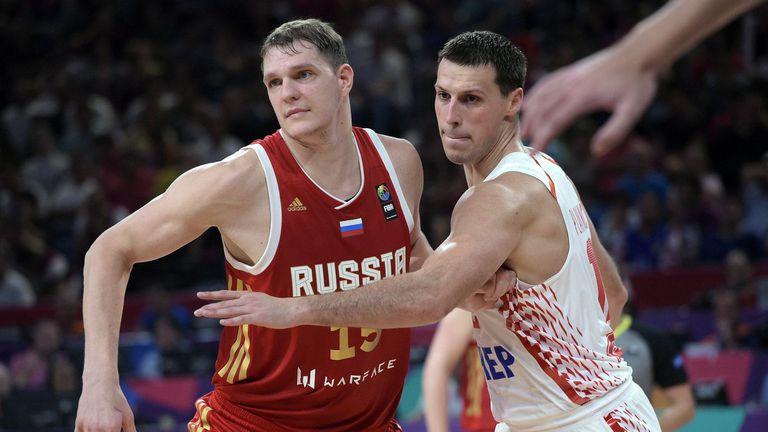 Шампион в НБА се завърна в състава на Русия