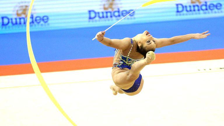 Футболна подкрепа за гимнастичките на Европейското във Варна🔥