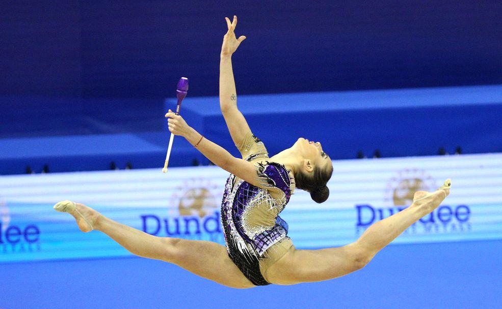 Европейско първенство по художествена гимнастика във Варна - финали