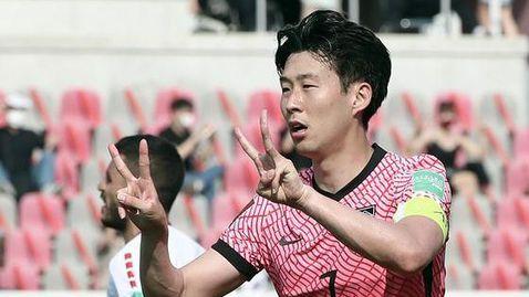Хюн-Мин Сон също подкрепи Кристиан Ериксен