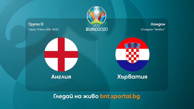 Съставите на Англия и Хърватия, Саутгейт с голяма изненада (гледайте тук)