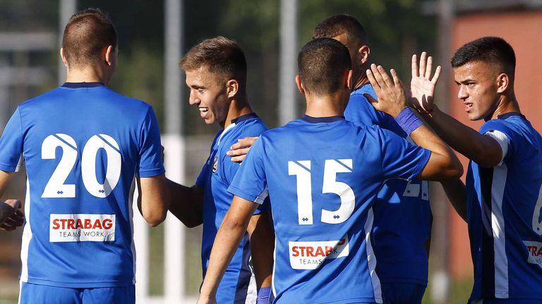 Левски смачка Ботев (Пловдив) при U19