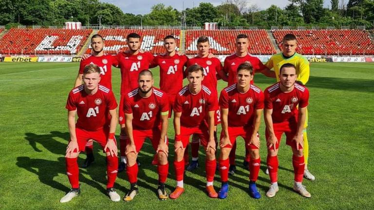 ЦСКА-София U19 записа втора победа за тази седмица
