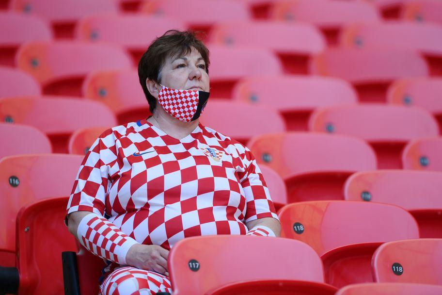 Англия - Хърватия 1:0